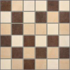Мозаика Керамика Будущего АМБА Охра-Беж-Импер 300х300