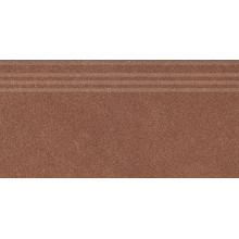 Ступени Керамика Будущего КОДРУ Россо 600х300