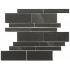 Мозаика Керамика Будущего Универсальная Черная 300х395