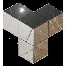 Мозаика Гранит Сандра Рубик Микс 300x303