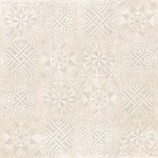 Гранит Стоун Цемент Декор Светло-бежевый 1200х1200