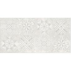 Гранит Стоун Цемент Декор Белый 1200х599