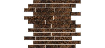 Мозаика Гранит Стоун Имперадор Коричневый 2 300х358