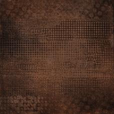 Гранит Стоун Оксидо Декор Коричневый 1200х1200