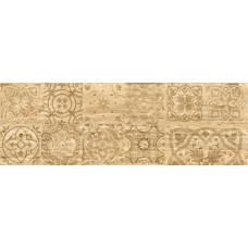 Гранит Стоун Травертин Декор Медовый 1200х398