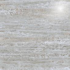 Гранит Стоун Травертин Серебро Полированный 1200х1200