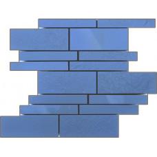 Мозаика Керамика Будущего Универсальная Синий 300х395