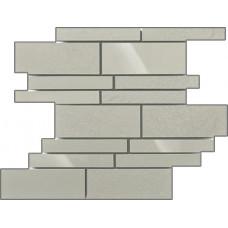 Мозаика Керамика Будущего Универсальная Светло-серый 300х395
