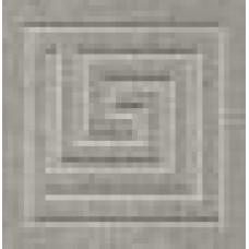 Вставка Керамика Будущего МОНБЛАН Графит Меандр 100x100