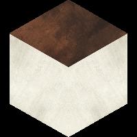 Мозаика Оксидо Кубик Микс 1 250х289