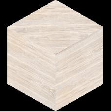 Мозаика Вуд Классик Кубик Беж 250х289