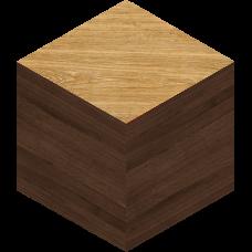 Мозаика Вуд Классик Кубик Микс 2 250х289