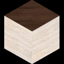Мозаика Вуд Классик Кубик Микс 1 250х289