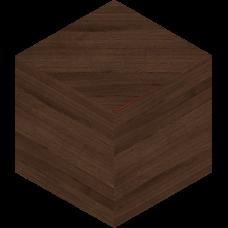 Мозаика Вуд Классик Кубик Венге 250х289
