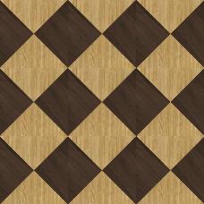 Мозаика Вуд Классик Диагональная Микс 2 300х300