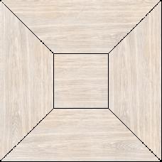 Мозаика Вуд Классик Пирамида Беж 300х300