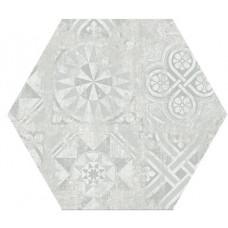 Hexagon Цемент Декор Классик 300x260 Шестигранник