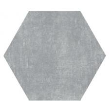 Hexagon Цемент Серый 300x260