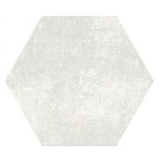 Hexagon Цемент Белый 300x260 Шестигранник