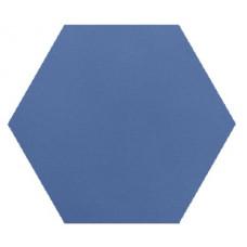 Hexagon Декор Синий MR 300x260 Шестигранник