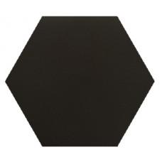 Hexagon Декор Неро MR 300x260