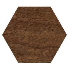 Hexagon Виктория Коричневый 300x260 Шестигранник