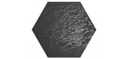 Hexagon Моноколор Черный LR 300x260