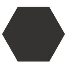 Hexagon Моноколор Черный MR 300x260