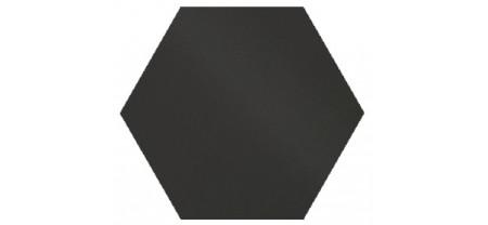 Hexagon Моноколор Черный PR 300x260