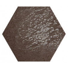 Hexagon Моноколор Шоколад LR 300x260