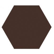 Hexagon Моноколор Шоколад MR 300x260