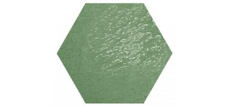 Hexagon Моноколор Зеленый LR 300x260