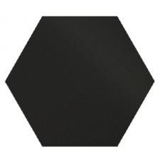 Hexagon Моноколор Супер Черный PR 300x260