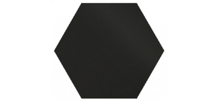 Hexagon Моноколор Супер Черный PR 300x260 Шестигранник