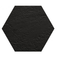 Hexagon Моноколор Супер Черный SR 300x260