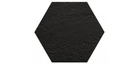 Hexagon Моноколор Супер Черный SR 300x260 Шестигранник