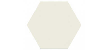 Hexagon Моноколор Белый MR 300x260