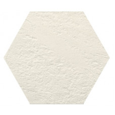 Hexagon Моноколор Белый SR 300x260 Шестигранник
