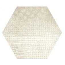 Hexagon Оксидо Декор Светло-Бежевый LLR 300x260 Шестигранник