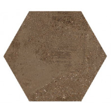 Hexagon Перла Коричневый 300x260 Шестигранник