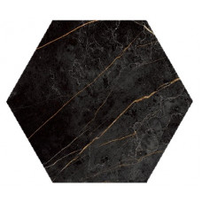 Hexagon Сандра Черный 300x260