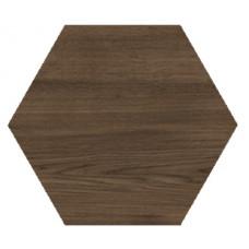 Hexagon Вуд Классик Темно-Коричневый LMR 300x260