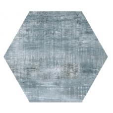 Hexagon Вуд Эго Синий 300x260 Шестигранник