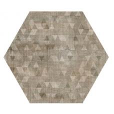 Hexagon Вуд Эго Декор Серый 300x260 Шестигранник