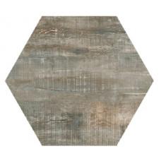 Hexagon Вуд Эго Серый 300x260