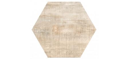 Hexagon Вуд Эго Светло-Бежевый 300x260 Шестигранник