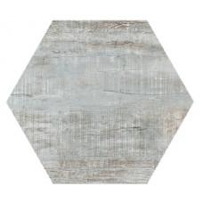 Hexagon Вуд Эго Светло-Серый 300x260 Шестигранник