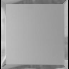 Зеркальная плитка Квадратная с Фацетом (Матовая)
