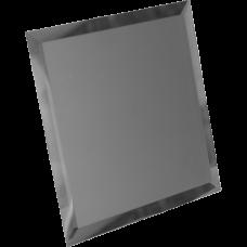 Потолочная зеркальная плитка Графитовая (Матовая)