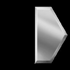 Зеркальная плитка Полусота с Фацетом (У)